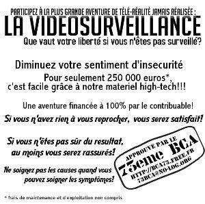 Inauguration de la vidéoprotection